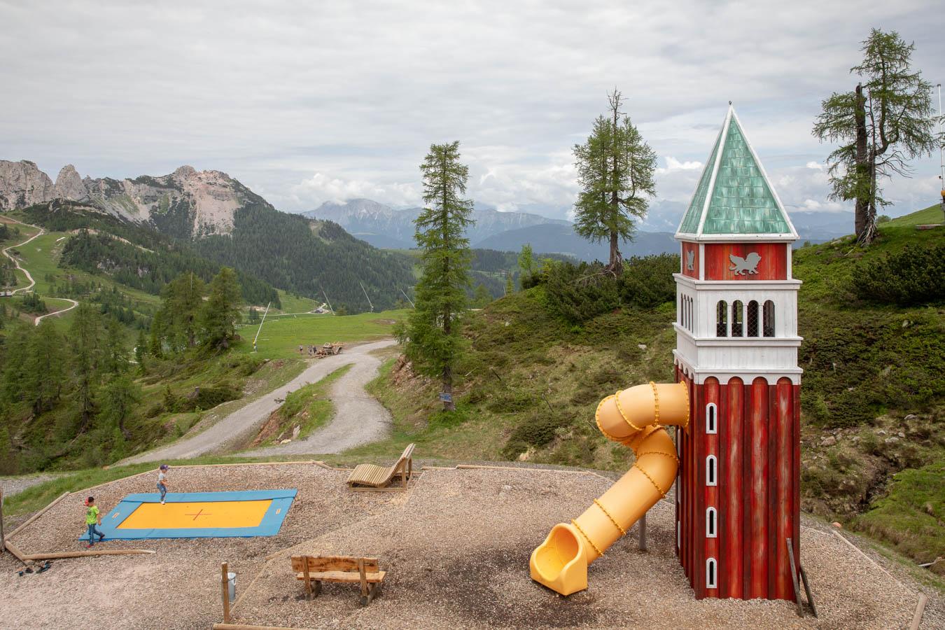 villa-sonnata-omgeving-nassfeld-kids